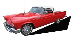 1957 Thunderbird 7